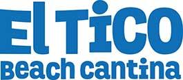 El Tico Beach Cantina Jersey Logo